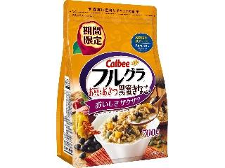 フルグラ お豆とおさつ黒蜜きなこ味