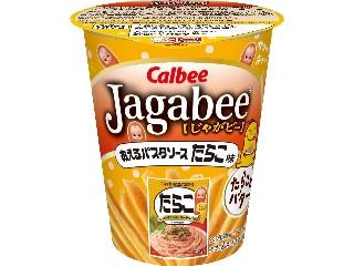 Jagabee あえるパスタソースたらこ味