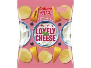 カルビー ポテトチップス ラブリーチーズ 袋65g
