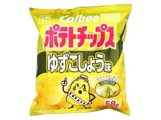 柚子 胡椒 ポテト チップス