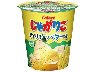 カルビー じゃがりこ のり塩バター味