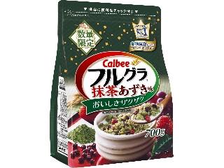 カルビー フルグラ 抹茶あずき味 袋700g