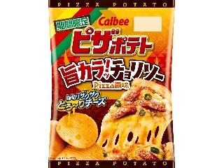 ピザポテト 旨カラッ!チョリソーPizza風味