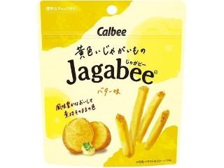 黄色いじゃがいものJagabee バター味