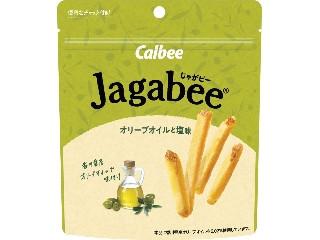Jagabee オリーブオイルと塩味