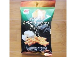 三幸製菓 かりかりツイスト チーズ 袋47g