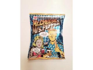 ミスターチーズアンドミセスペッパー