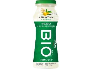 ダノン ダノンビオ ドリンク 甘酒&柚子入り 100ml