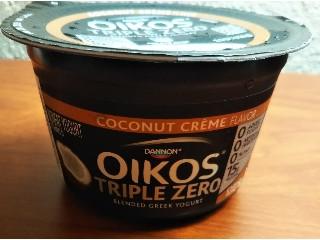 ダノン オイコス Triple Zero Coconut Creme flavor カップ150g