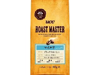 UCC ROAST MASTER マイルド for BLACK 袋180g
