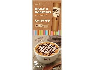 UCC BEANS&ROASTERS ショコララテ 箱12g×5