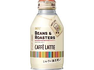 UCC BEANS&ROASTERS CAFFE LATTE 缶260g