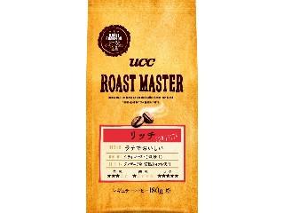 UCC ROAST MASTER リッチ for LATTE 袋180g