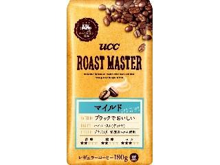 UCC ROAST MASTER 豆 マイルド for BLACK 袋180g