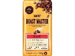 UCC ROAST MASTER 豆 リッチfor LATTE 袋180g