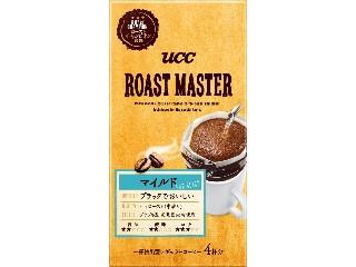 UCC ROAST MASTER ドリップコーヒー マイルド for BLACK 袋4食