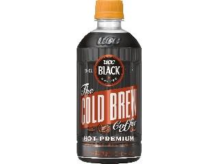 UCC BLACK COLD BREW HOT PREMIUM ペット450ml