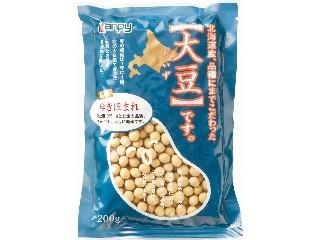 kanpy 北海道産大豆 袋200g