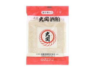 加藤産業 清酒大関酒粕 袋200g