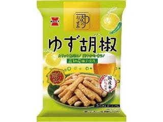 岩塚製菓 大人のおつまみ ゆず胡椒 袋80g