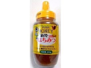 神戸物産 純粋100% はちみつ ボトル250g