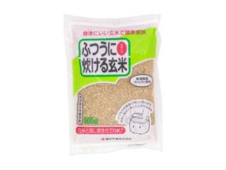 越後製菓 ふつうに炊ける玄米 袋500g