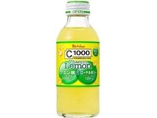 ハウスウェルネス C1000 ビタミンレモン クエン酸&ローヤルゼリー 瓶140ml
