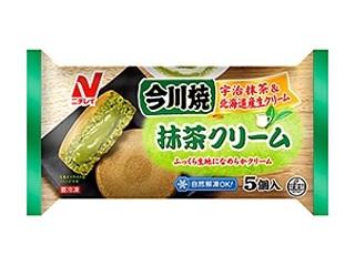 ニチレイ 今川焼 抹茶クリーム 袋5個
