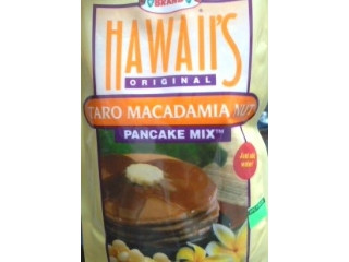 Foods TARO BRAND タロ マカダミアナッツ パンケーキミックス