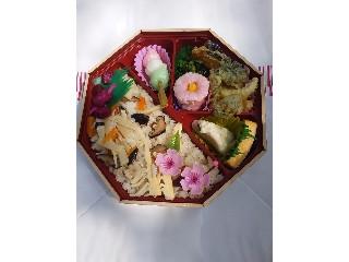 米神楽 たけのこ弁当