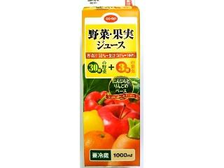コープ 野菜・果実ジュース パック1000ml