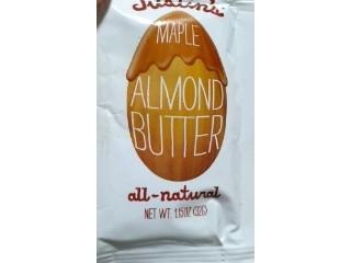 JUSTIN'S メープル アーモンドバター