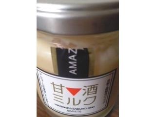 稲垣来三郎匠 甘酒ミルク 瓶110g
