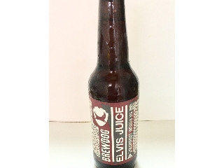 ブリュードッグブルワリー ブリュードッグ エルヴィスジュース 瓶330ml