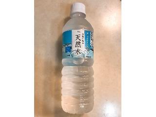 ライフドリンクカンパニー 自然の恵み天然水 ペット500ml