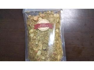 フォルスタイル Foru Cafe フォルグラノーラ抹茶マカダミアナッツ 袋270g