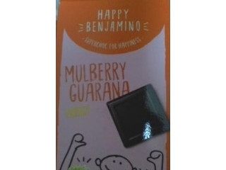 Bio Benjamin Happy Benjamino Mulberry Guarana Energy