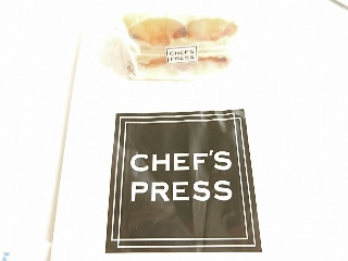 Chefs press アップル&シナモンサンド