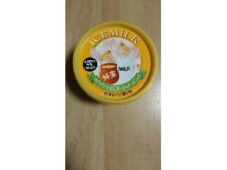 佐多シャーベット加工所 蜂蜜アイスミルク カップ90ml
