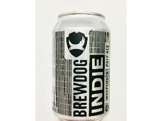 ブリュードッグブルワリー ブリュードッグ インディ 缶330ml