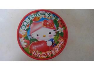 中弘クラフト 青森限定ハローキティ りんごキャラメル 10個