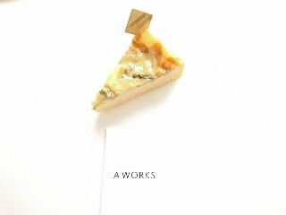 Aworks 甘酒ゴルゴンゾーラチーズケーキ 1個
