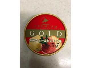 シャトレーゼ シャトレーゼ プレミアム ゴールド 発酵バター&あまおう苺 80ml