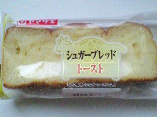ヤマザキ シュガーブレッドトースト