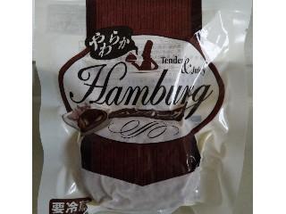 ミートソース やわらかハンバーグ