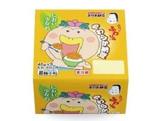 おかめ納豆 ふわりんやわらか納豆 パック40g×3