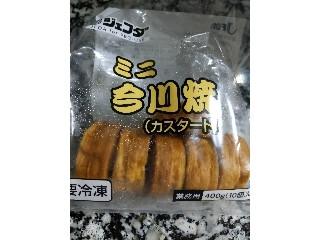 ミニ今川焼カスタード