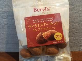 Beryl's ティラミスアーモンドミルクチョコレート