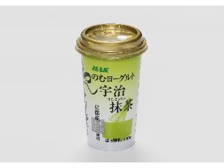 ハック のむヨーグルト宇治抹茶 カップ 180ml