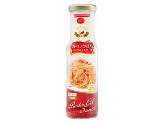 トマトコーポレーション パスタオイルソース ガーリック&チリ 瓶150ml